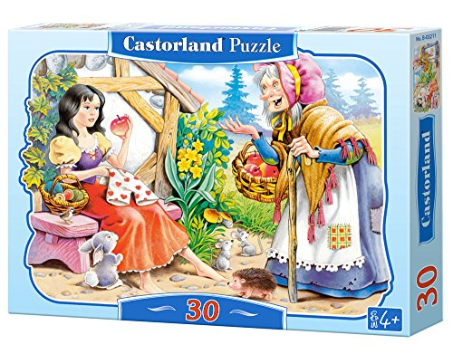 jigsaw puzzle 30 Snow White