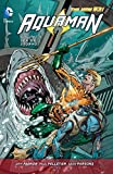 img - for Aquaman Vol. 5: Sea of Storms (The New 52) book / textbook / text book