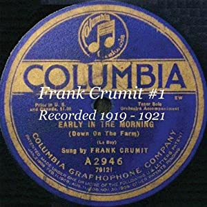 Frank Crumit #1 CD110A