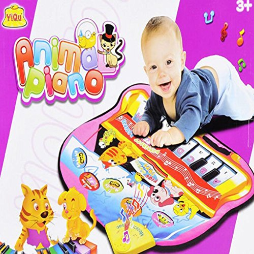 Willtoo(Tm) Kids Baby Toy Gift Touch Play Keyboard Musical Music Singing Carpet