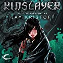 Kinslayer: The Lotus War, Book Two (       UNABRIDGED) by Jay Kristoff Narrated by Jennifer Ikeda