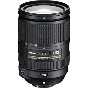 Nikon AF-S DX Nikkor Objectif 18-300 mm f/3.5-5.6G ED VR