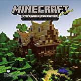 Official Minecraft 2015 Wall Calendar (Calendars 2015)