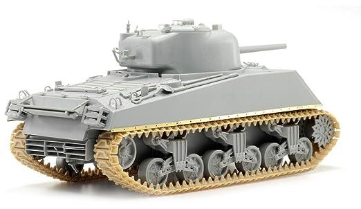 Dragon - D6698 - Maquette - Sherman ETO M4A3 75 W - Echelle 1:35