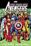 Avengers by Kurt Busiek & George Perez Vol. 2 Omnibus