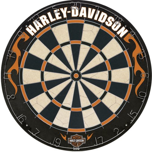 Harley-Davidson® 61973 Competition Bristle Dartboard