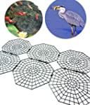 Good Ideas Pack of 30 Black Fish Pond...