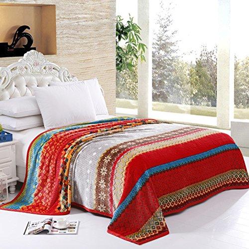 Flannel Blanket Pattern front-821376