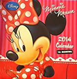 2014 Minnie Mouse 16 Month Disney Calendar