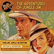 The Adventures of Jungle Jim, Volume 5 | Gene Stafford