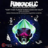 Ain't That Funkin' Kinda Hard on You? [Explicit] (Remixes)