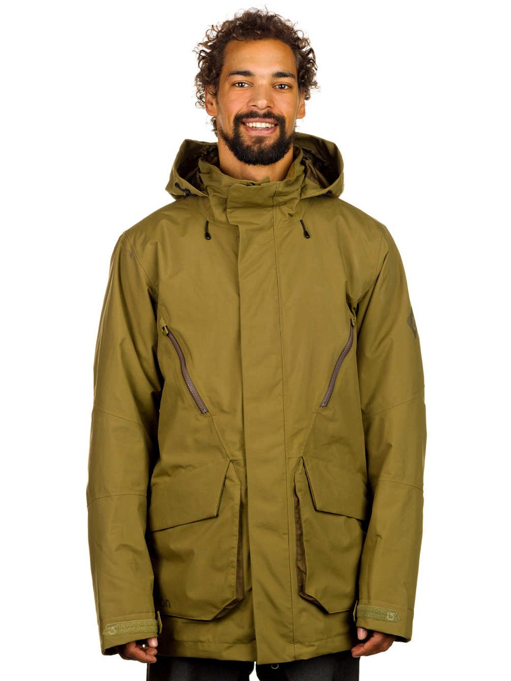 Burton Herren Snowboardjacke MB Breach Jacket