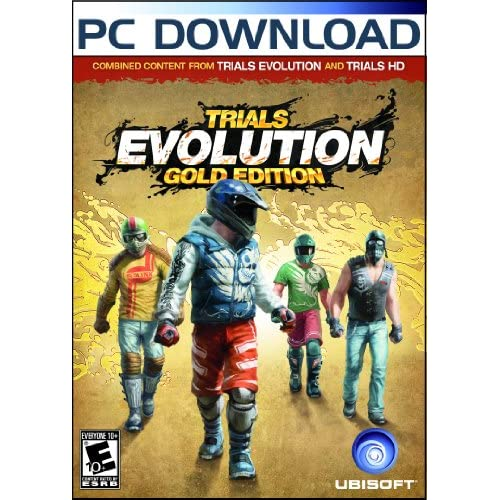 Trials Evolution: Gold Edition (Ubisoft Entertainment) (RUS|ENG) [RePack] �� SEYTER
