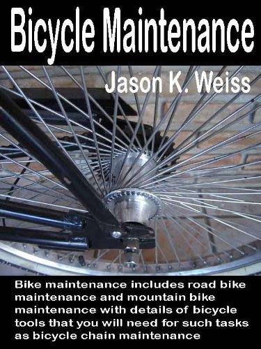 Bicycle Maintenance: Bike maintenance includes road bike maintenance and mountain bike maintenance with details of bicycle tools that you will need for such tasks as bicycle chain maintenance
