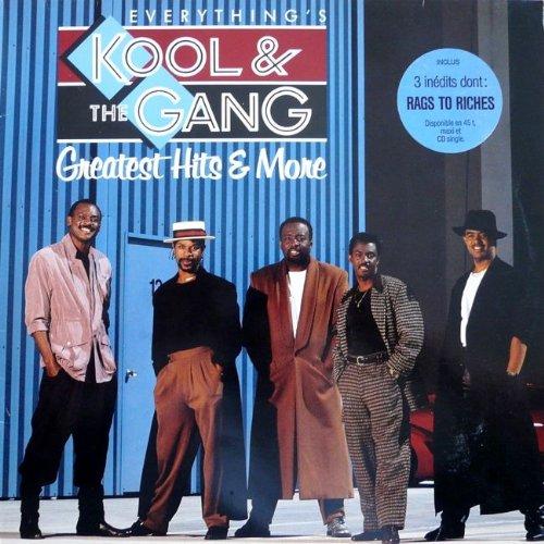 Kool & the gang - Everything