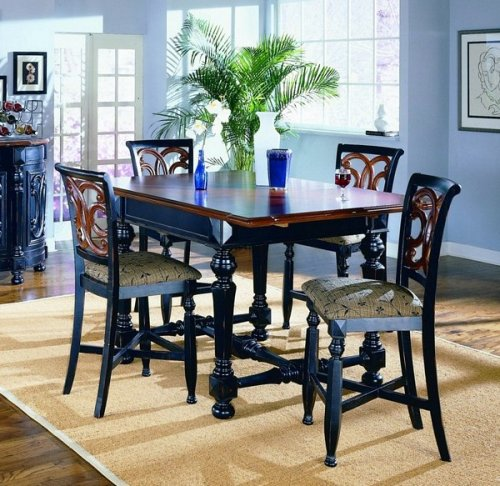 Ethan Allen Dining Room Sets: ETHAN ALLEN DUNCAN DINING ROOM CHAIRS