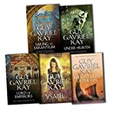 Guy Gavriel Kay Guy Gavriel Kay Sarantine Mosaic 5 Books Collection Pack Set RRP: £39.95 (Under Heaven. Guy Gavriel Kay, Ysabel, Sailing to Sarantium, The Last Light of the Sun, Lord of Emperors)