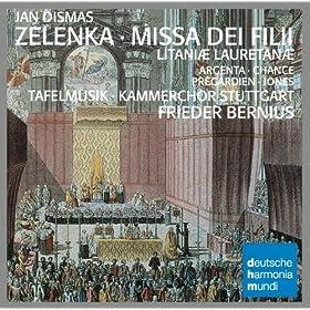 """Litaniae Lauretanae, ZWV 152, """"Salus infirmorum"""": Agnus Dei I (Coro)"""