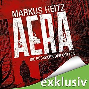 Aera: Die Rückkehr der Götter Audiobook