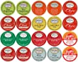 20-count TWININGS TEA K-Cup Variety Sampler Pack, Single-Serve Cups for Keurig Brewers from Coffee Sumo