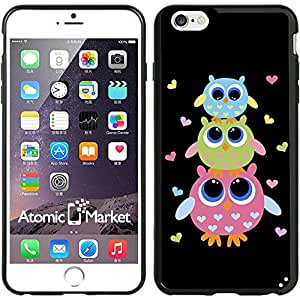 3 Owls Iphone 6 Plus Case / Cover For Iphone 6 Plus 6S Plus 5.5 Inch by Atomic Market