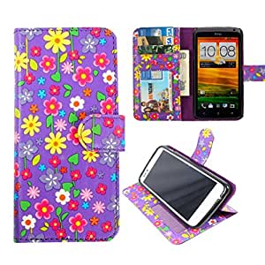 DooDa PU Leather Wallet Flip Case Cover With Card & ID Slots & Magnetic Closure For Micromax Canvas HD A116
