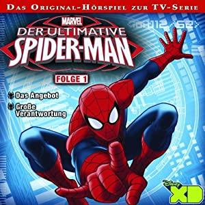 Der ultimative Spiderman 1 Hörspiel