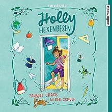 Holly Hexenbesen zaubert Chaos in der Schule (Holly Hexenbesen 2) Hörbuch von Lou Kuenzler Gesprochen von: Yvonne Greitzke