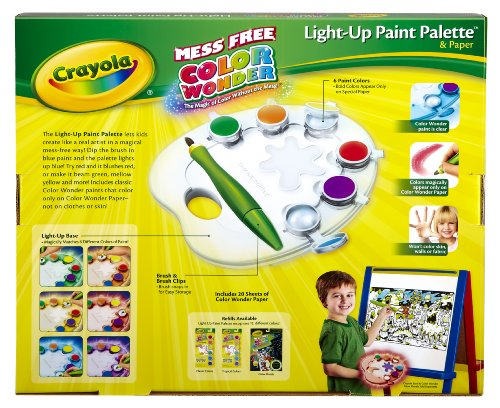 Color wonder paint - Lookup BeforeBuying
