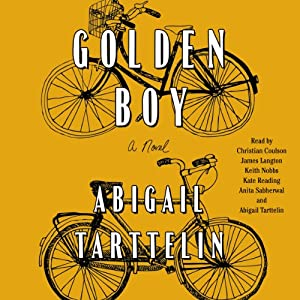 Golden Boy Audiobook