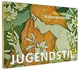Image de Postkartenbuch Jugendstil