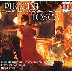 Tosca (Sung in German): Act II: Siehe mit gefalteten Handen hier (Tosca, Scarpia, Spoletta)