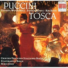 Tosca (Sung in German): Act II: Tosca als Falke! (Scarpia, Sciarrone)