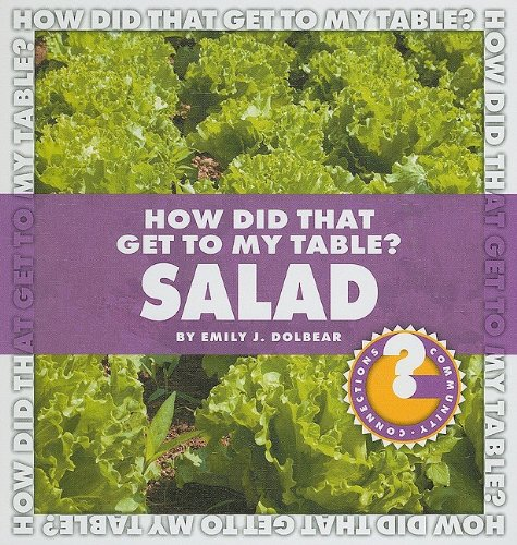 How Did That Get to My Table? Salad (Community Connections)