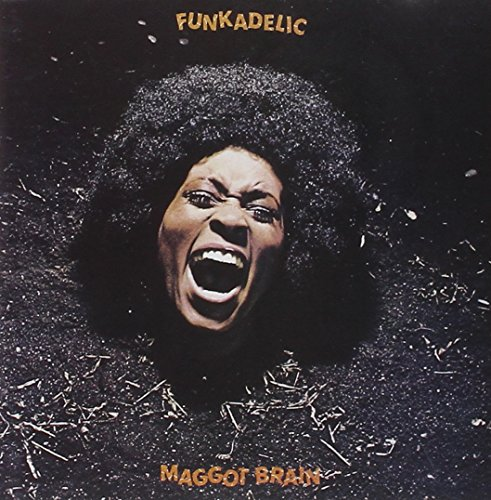 CD : Funkadelic - Maggot Brain (Bonus Track, Remastered)