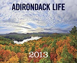 Adirondack Life 2013 Calendar