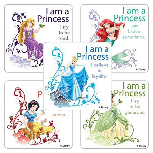 Disney Princess: I am a Princess - 75 Per Pack - 1