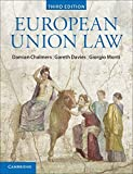 img - for European Union Law: Text and Materials by Damian Chalmers (19-Jun-2014) Paperback book / textbook / text book