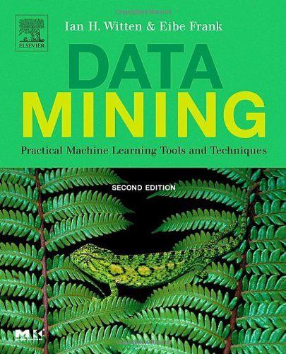 Data Mining: Practical Machine Learning Tools and...