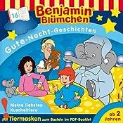 Meine liebsten Kuscheltiere (Benjamin Blümchen Gute-Nacht-Geschichten 16) | Vincent Andreas