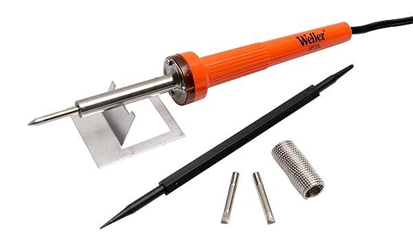 Weller SP23LK 25-Watt Soldering Iron (Color: Orange, Tamaño: Pack of 1)