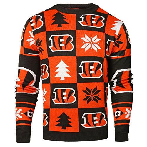 Cincinnati Bengals NFL Ugly Sweater