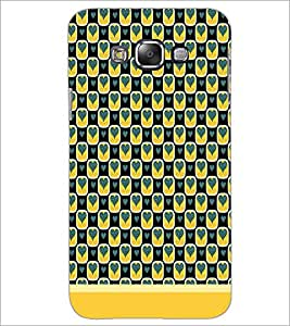 PrintDhaba Pattern D-1629 Back Case Cover for SAMSUNG GALAXY A7 (Multi-Coloured)