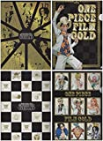ONE PIECE FILM GOLD ( ワンピース フィルムゴールド ) クリアファイルセット カジノロワイヤル