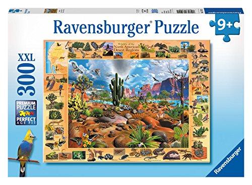 Ravensburger Desert Life Puzzle (300 Piece) - 1