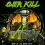 Under the Influence by Overkill (1990) Audio CD