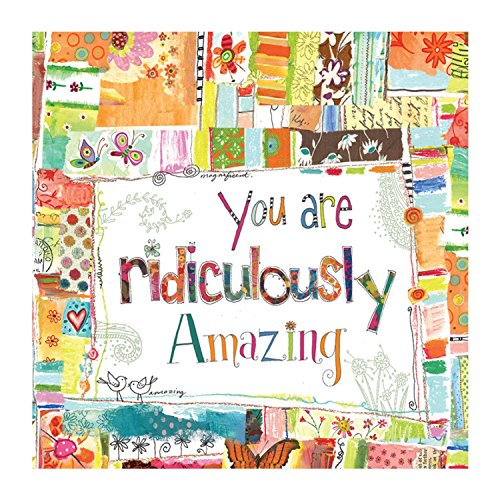 C.R. Gibson Gift Enclosure Cards, You Are Ridiculously Amazing, 12-Count (Ce4-11303)