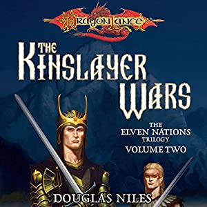 The Kinslayer Wars Audiobook