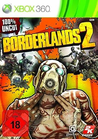 Borderlands 2 (100% uncut)