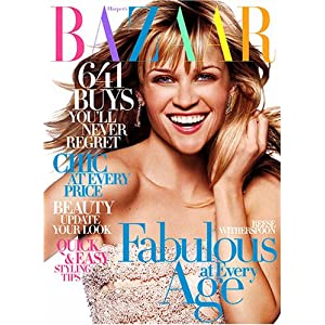 1yr Harpers Bazaar Subscription